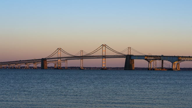 A Maryland bill would block Eastern Shore counties from a veto of a new Bay Bridge span.