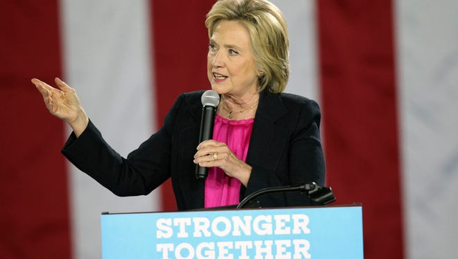 Readers had plenty to say about The Arizona Republic editorial board's endorsement of Hillary Clinton. It was the first time in the newspaper's history that it endorsed a Democrat.