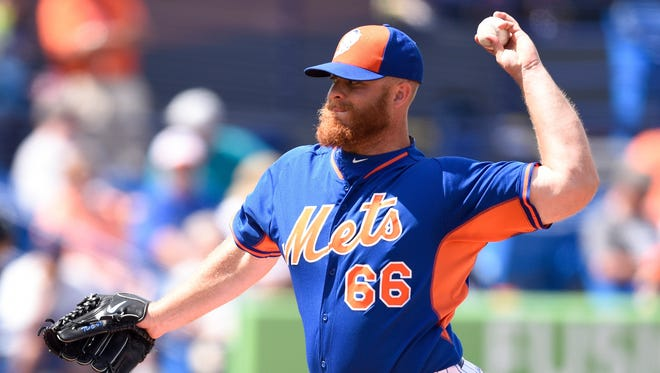 New York Mets reliever Josh Edgin, a 2006 Mercersburg graduate, missed the 2015 season due to injury. On Tuesday, Edgin was added back to the Mets' roster.