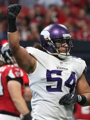 Eric Kendricks' Vikings lost to brother Mychal's Eagles