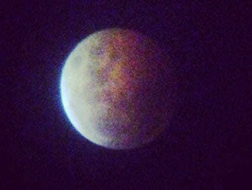 blood moon today in texas - photo #5