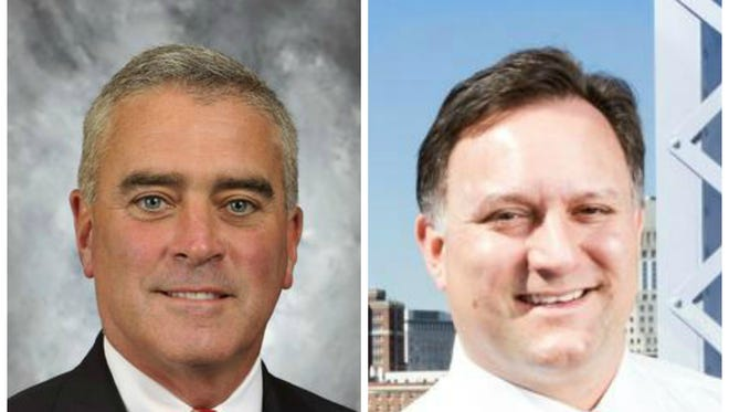 The candidates for the 2nd Congressional District