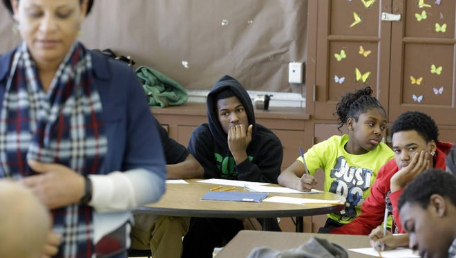 Cody High School in Detroit is getting a makeover this summer by volunteers organized through Life Remodeled, a non-profit.