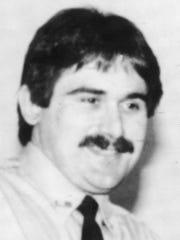 Handout photo of Joseph Hornick, a former Long Branch firefighter