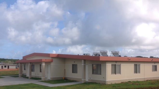 Summer Town Estates is a private community for senior citizens. The development is funded by the Internal Revenue Service's Low-Income Housing Tax Credit program, which is administered locally through the Guam Housing and Urban Renewal Authority.