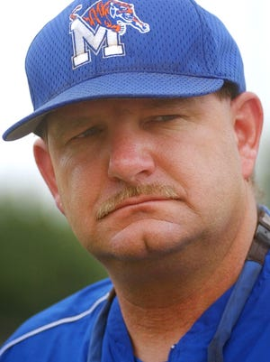 Daron Schoenrock enters his 14th season as baseball coach at the University of Memphis, looking to improve on last year's 30-29 record.