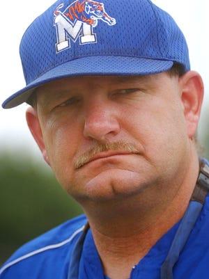 U of M baseball coach Daron Schoenrock is entering his 13th season leading the Tigers.