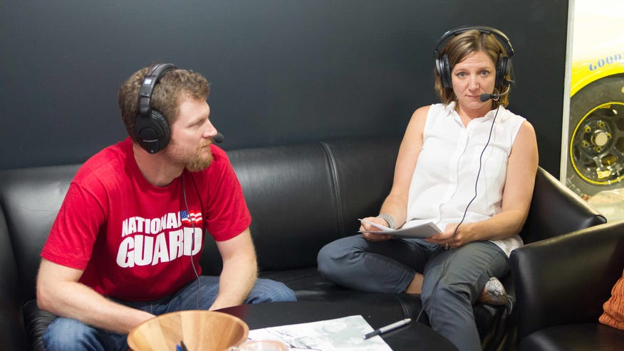 Dale Jr Sister Share Earnhardt Stories On Podcast Childress first cut a deal with wrangler to sponsor earnhardt's rcr car for the last 10 races of the 1981 season. dale jr sister share earnhardt