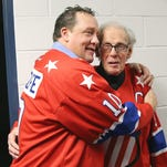 Amerks Dick Gamble and Jody Gage talk about the Legend of Number 9