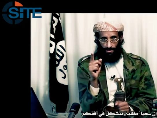 An achival clip of remarks by now-deceased militant