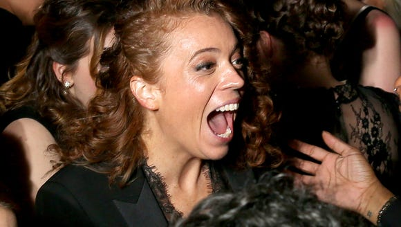 Comedian Michelle Wolf attends the Celebration After