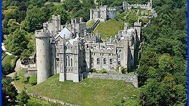 Arundel Castle (From www.arundelcastle.org)