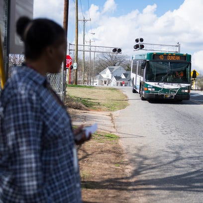 'I can't stay downtown': Greenville employers say poor transportation threatens jobs