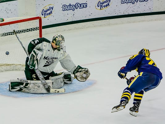 MSU vs Michigan Hockey