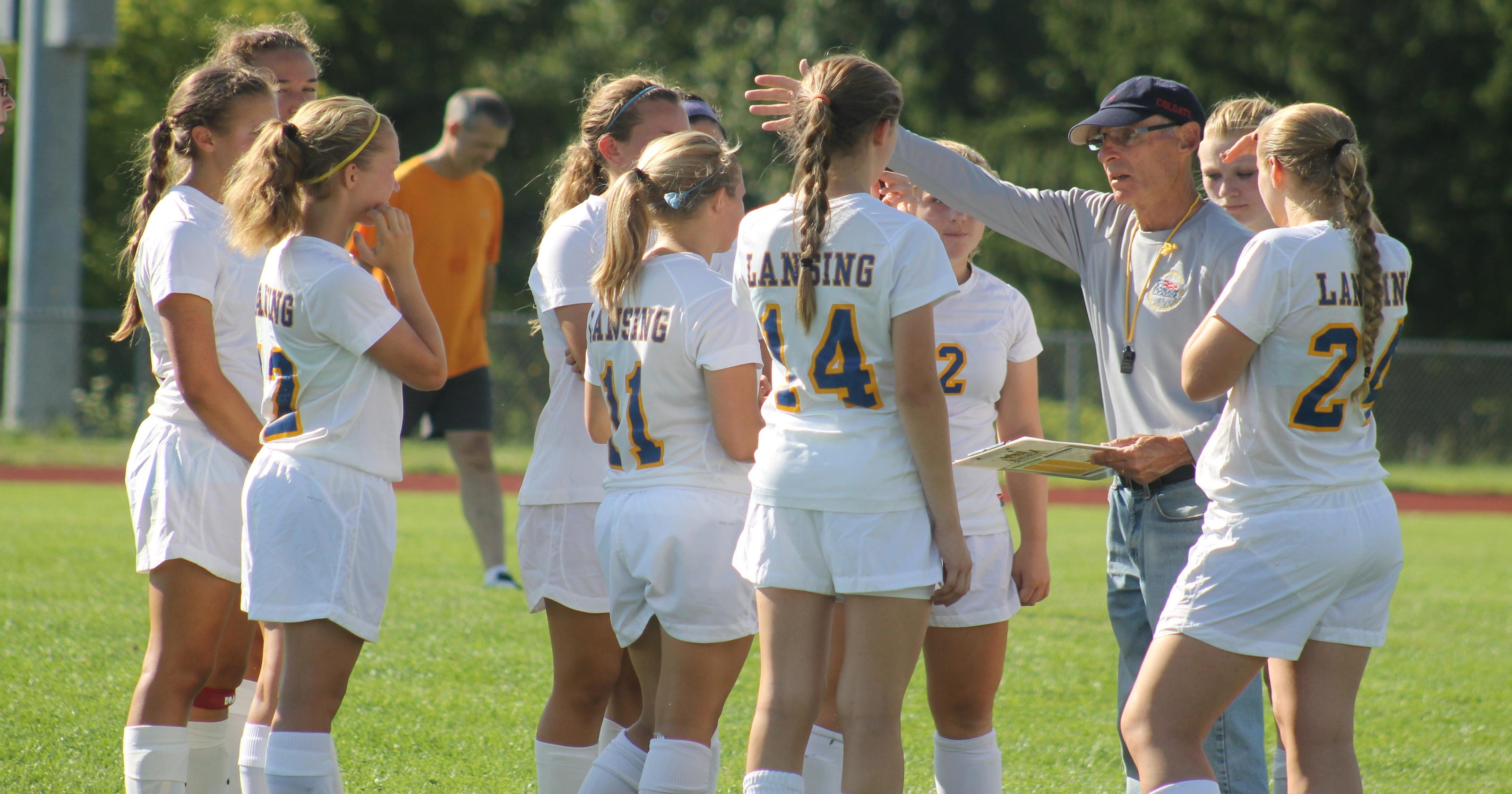 Lansing Town Talk: Coaches are in it for their players