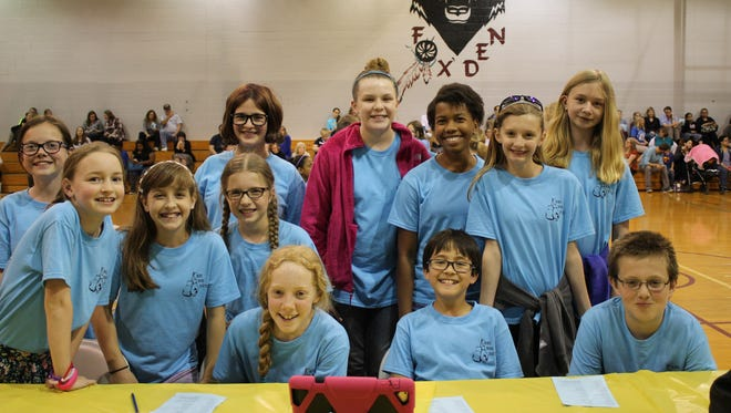 Students from Discovery School at Bellwood won the inaugural Book Battle at Murfreesboro City Schools.