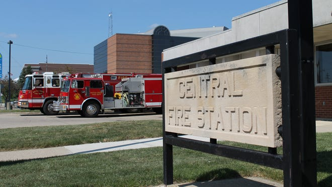 The city of Battle Creek's Fire Station 1 at 195 E. Michigan Ave. will be removed from constant call coverage beginning Monday. The city cited to vehicle shortages as the reason for the change.