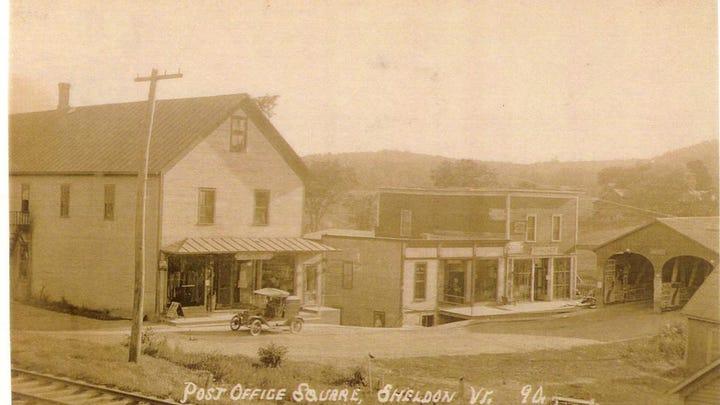 History Space: Sheldon's Bridge Street era