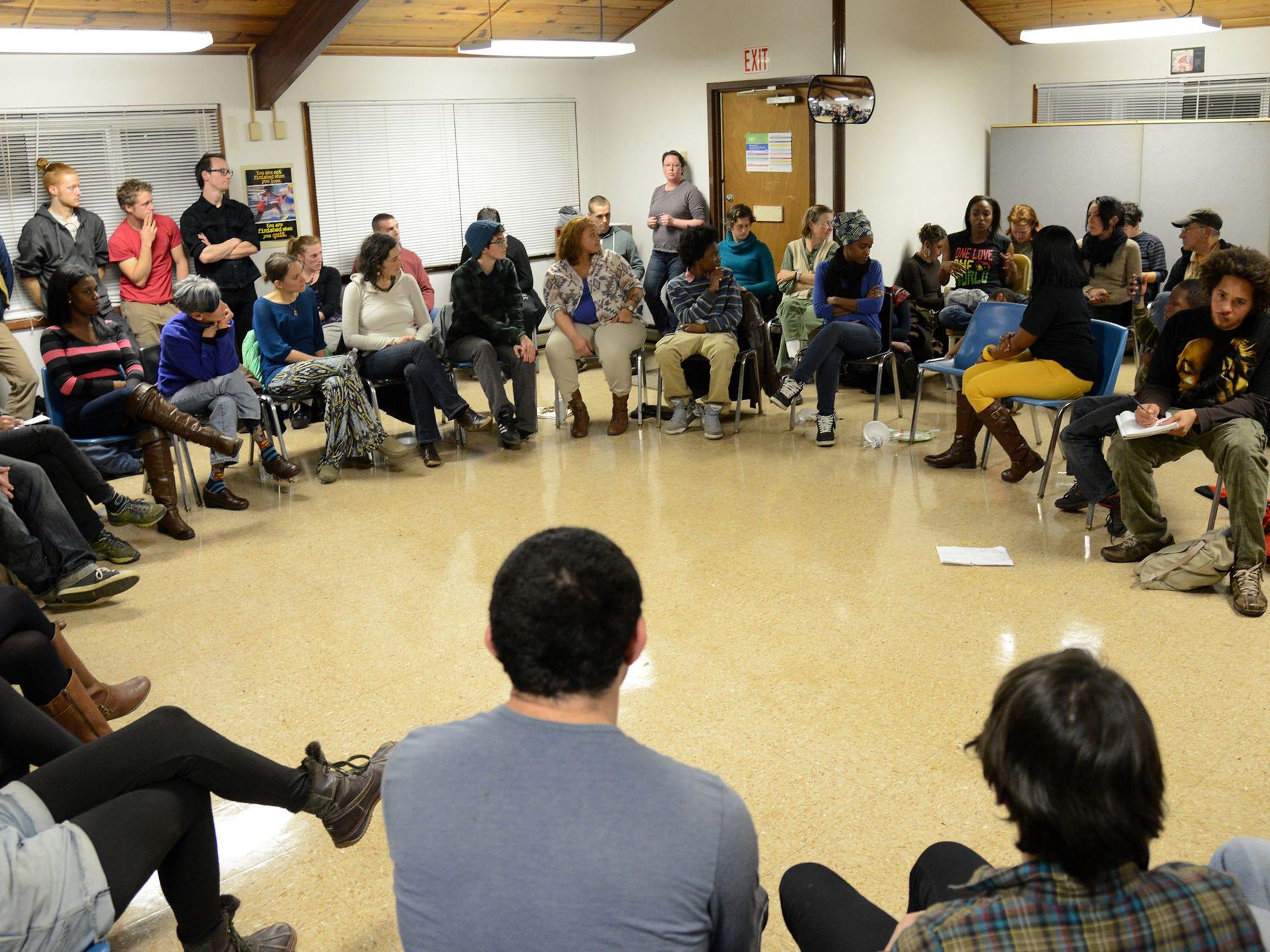 The HoodTalk forum at Klondyke Homes brought together