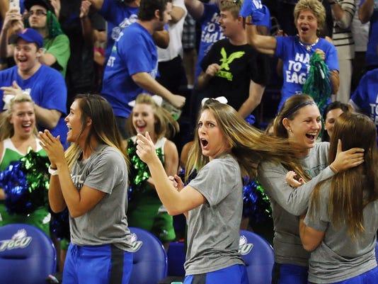 FGCU women to play Oklahoma State