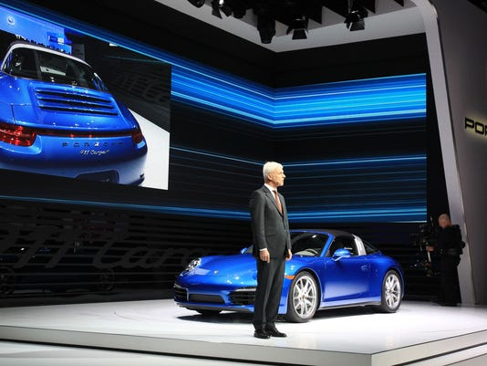 Reports: Porsche chief to become new Volkswagen CEO