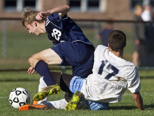 Boys Soccer: CBA vs Freehold Township