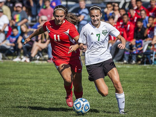 Yorktown defeated Jay County at the Yorktown Sports