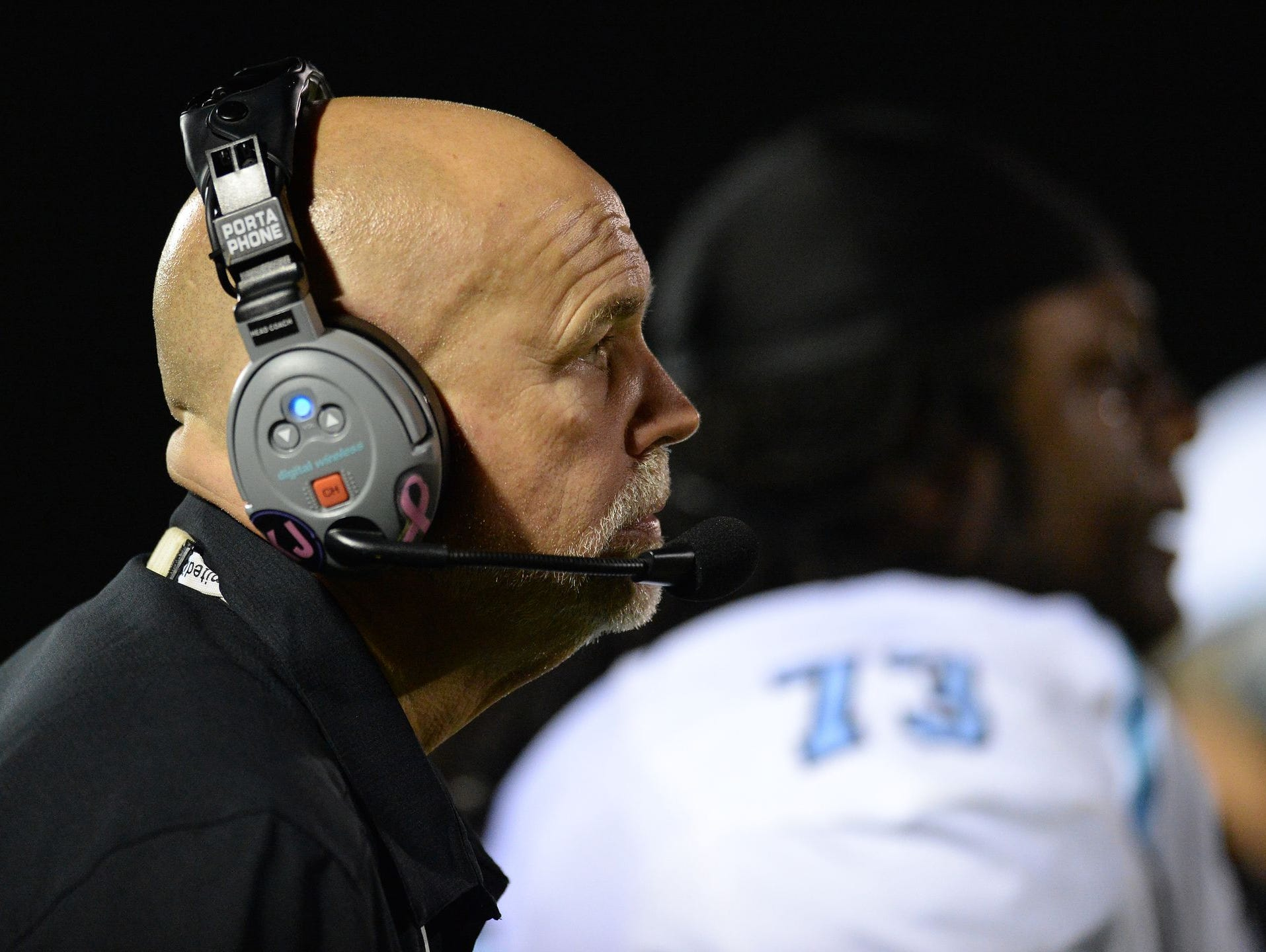 """Christ Church coach Don Frost, on the Cavaliers' playoff prospects: """" We're going to play the same people we would normally play, just not in the same order."""""""