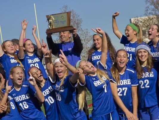 Shore Regional girls soccer