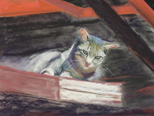 """Orphan Jack"" by Dinah Leavitt Swan"