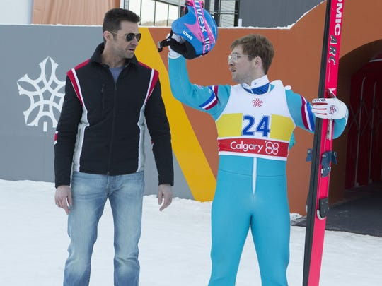 """Eddie the Eagle"" (Not yet rated): Taron Egerton stars as Eddie Edwards, whose unlikely Olympic career and, um, distinctive performance was one of the best stories of the 1988 Games."