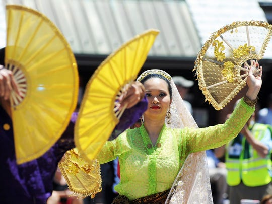 Folkmoot 2016 kicks off on July 22 on the shores of