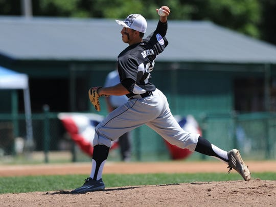 Hoosier North pitcher Drew Davidson posted a 0.50 ERA during the Colt World Series