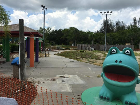 Delays kept a new Pirates Cove from opening in the