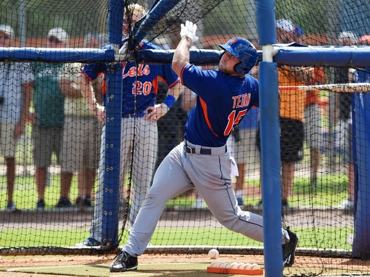 Tim Tebow And Mets Play Cardinals In Florida Instructional League Opener