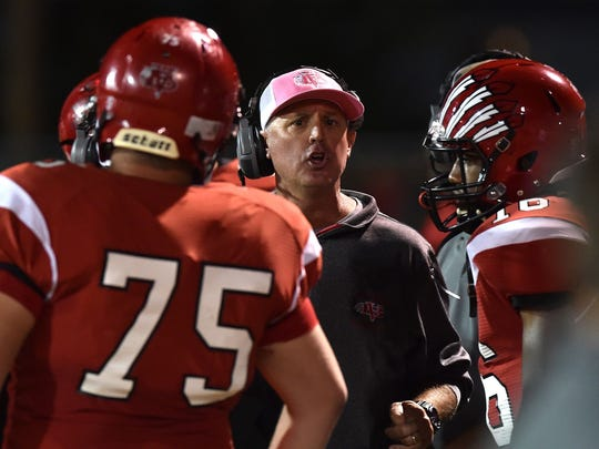 """Vero Beach football coach Lenny Jankowski said he's """"curious"""" to see how the early signing period in December will impact recruiting. Vero Beach has several players receive Power 5 scholarship offers in December and January."""