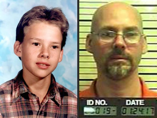Michael Lehman grew up in prison, being locked up since he was 14. He's now 45.