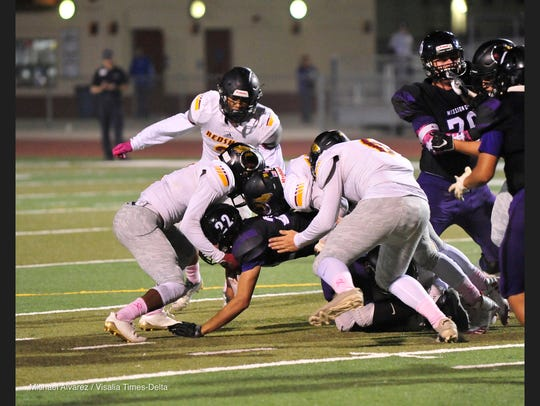 Mission Oak faces Tulare Union in an East Yosemite