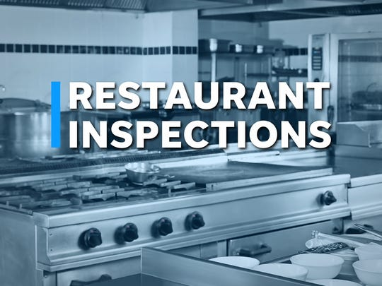 A look at Collier County restaurant and food establishment health inspection reports.