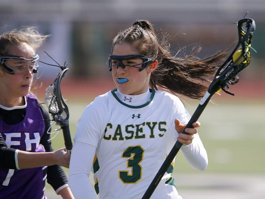 Red Bank Catholic vs Rumson-Fair Haven girls lacrosse