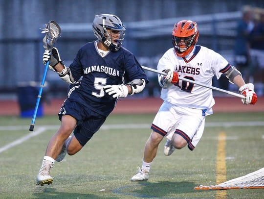 Manasquan's Casey Mulligan vs. Mountain Lakes Matt