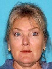 Linda Petersack-Kunz of Ewing is accused of filing