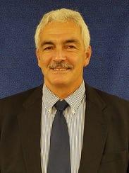 Dave Burgess, principal of Buena Vista Elementary