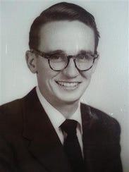James Roscoe Evans, Jr., 90