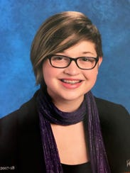 Alice Rosi-Marshall,a Millbrook High School student