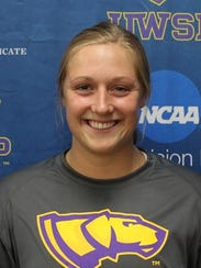 Mickey Roland led the WIAC in rebounds to land on the