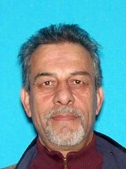 Masood Ahmadi, 55, of Lake Hiawatha.