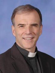 The Rev. Steve Brice