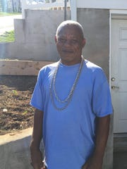 Valley Supportive Housing resident William Buffaloe