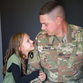 Deployed military dad from Iowa surprises daughter with special cheer routine video